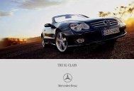 Download SL-Class catalogue (PDF) - Mercedes-Benz Brunei
