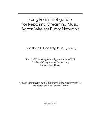 Phd thesis on uwb
