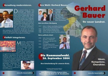 Gerhard - Wroblewski, Bernd