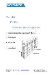 Le procédé « Soprex