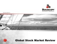 Global Stock Market Review - Forex