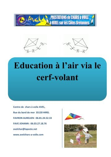 dossier cerfvolant 2012.pdf - Tourism System