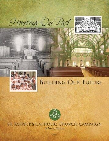 Campaign Brochure - St. Patrick Church