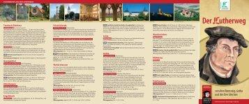 Flyer-Der Lutherweg im Landkreis Gotha.pdf - Tourismus Thüringer ...
