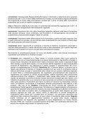 Sessione comunitaria 2012. Indirizzi relativi alla ... - Europa - Page 2