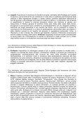 Sessione comunitaria 2012. Indirizzi relativi alla ... - Europa - Page 4