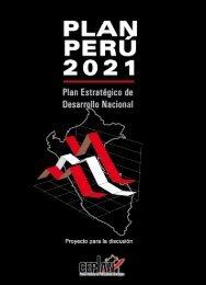 Información sobre el Plan Perú 2011