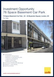 Bryanston Square, London - Savills