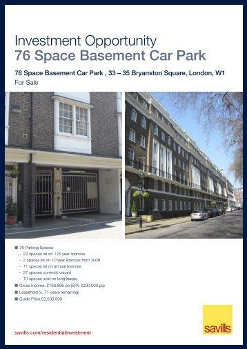 Bryanston Square, London - Savills
