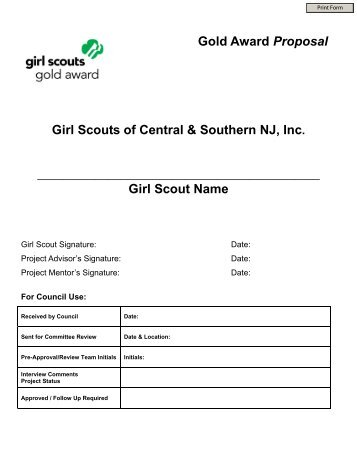 Girl Scouts Central And Southern Nj