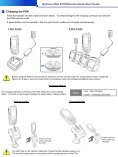 Optimus PDA SP5700 Series Quick Start Guide - Song Phat - Page 4
