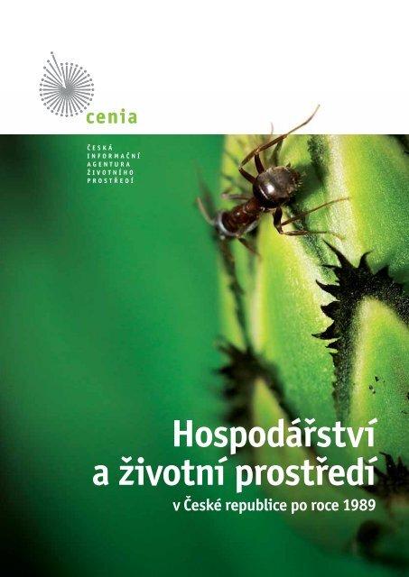Hospodářství a životní prostředí v České republice po roce 1989