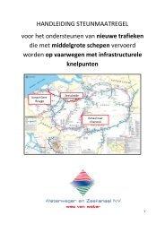 Handleiding voor de aanvrager - Waterwegen en Zeekanaal