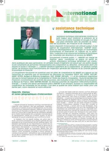 Daniel MOREL - Gestion et Finances Publiques La revue