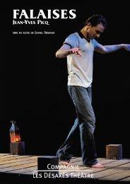 DP Falaises juillet2012.pdf - Compagnie Les désaxés - Théâtre