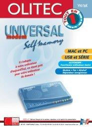 format PDF - Olitec