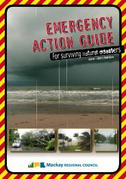 Emergency Action Guide - Mackay Regional Council