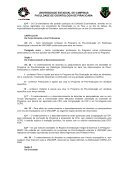 Regulamento do Programa - Faculdade de Odontologia de ... - Page 5