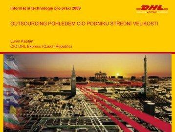 Informační technologie pro praxi 2009 - cssi-morava.cz