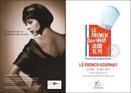 LE FRENCH GOURMAY - Consulat général de France à Hong Kong ...