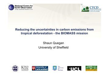 the BIOMASS mission