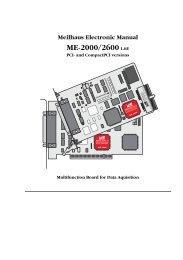 ME-2000/2600 - Produktinfo.conrad.com