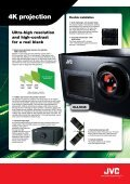 Ultra high resolution projection - Videocation - Page 4