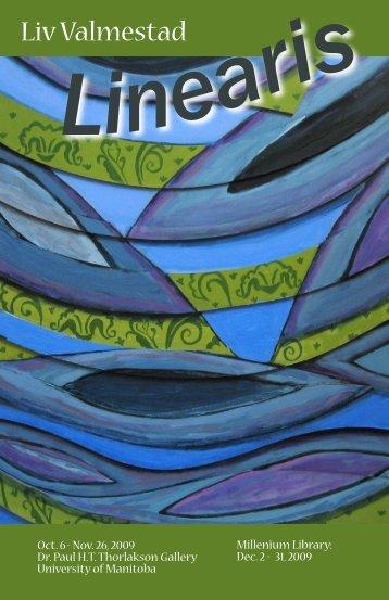 Linearis Exhibition Catalogue