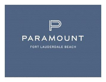 Paramount Broker Presentation_March2014