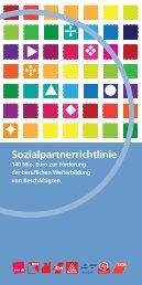Sozialpartnerrichtlinie - Bildungspolitik - Ver.di
