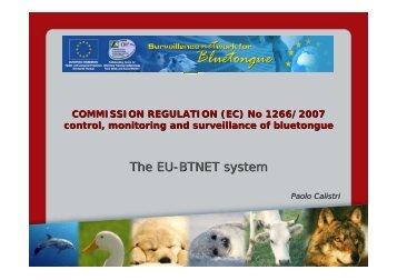 COMMISSION REGULATION (EC) No 1266/2007 - Medreonet