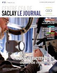CEAS_lejournal_53 - CEA Saclay