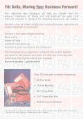 Fan Belts, Timing Belts And Belt Tensioner Kits - Page 4
