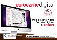 Ediciones digitales - Eurocarne