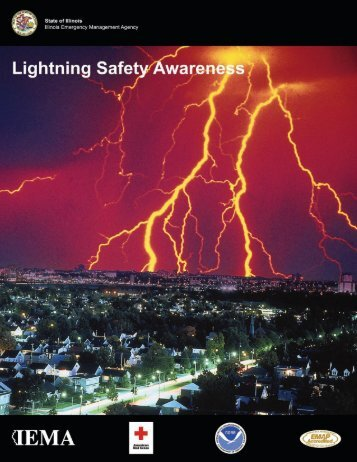lightning safety awareness booklet (PDF, 1.97 MB) - State of Illinois
