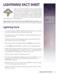 lightning safety awareness booklet (PDF, 1.97 MB) - State of Illinois - Page 3