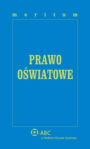 System oświaty w Polsce i Europie - Księgarnia Internetowa profinfo.pl