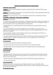 de nieuwe statuten van de seniorenraad - Stad Zoutleeuw