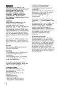 Sony PMW-EX3 German Manual - cinegrell - Page 2