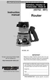 Router - Rockler.com
