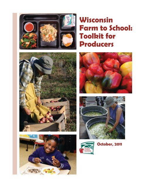Wisconsin Farm to School: Toolkit for Producers - Center for ...