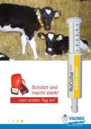 Kälberpaste - Deutsche Vilomix Tierernährung GmbH