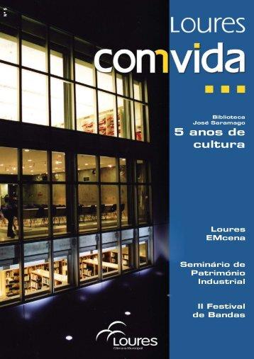 Loures Convida 05.pmd - Câmara Municipal de Loures