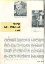 Aluminum Care - Airstream