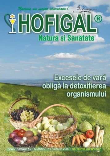 Descarca revista - Hofigal
