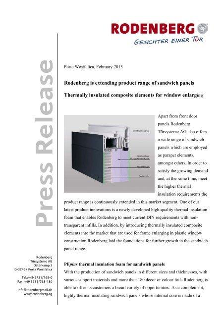 Download Press Articles As Pdf Files Rodenberg
