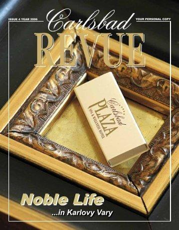 Noble Life - My Companion, sro