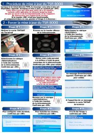 Procédure MAJ TSR 8000.pdf - Triax