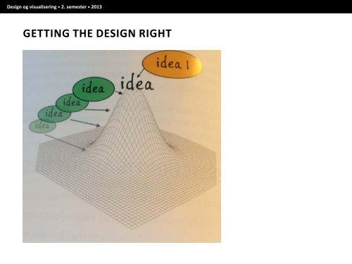 design og visualisering • 2. semester • 2013 - 46h-wiki - home