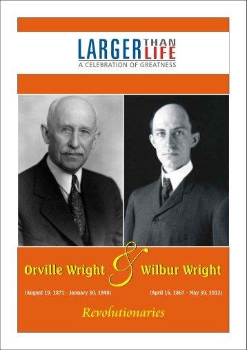 Orville & Wilbur Wright - The Fifth Veda Entrepreneurs